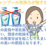 危険回避!?頭皮ケアにおすすめシャンプーを界面活性剤で選ぶ!