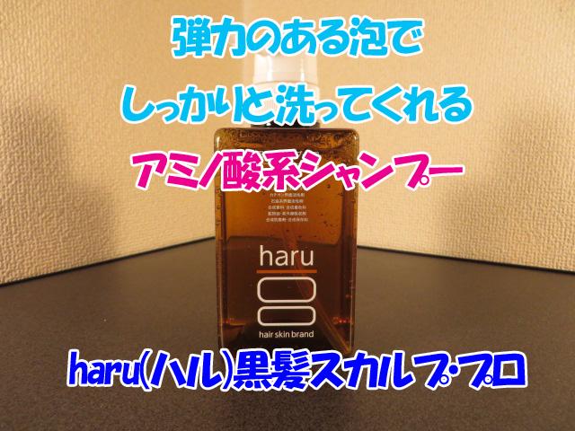 見出し_haru(ハル)黒髪スカルプ・プロ