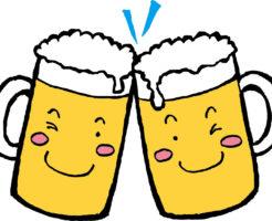 ミドル脂臭の原因はアルコール
