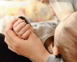 産後の私は可愛い赤ちゃんに影響のないharuシャンプーを使いたい1