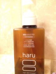 haru黒髪スカルプ・プロシャンプー_watanabeminayo_haru
