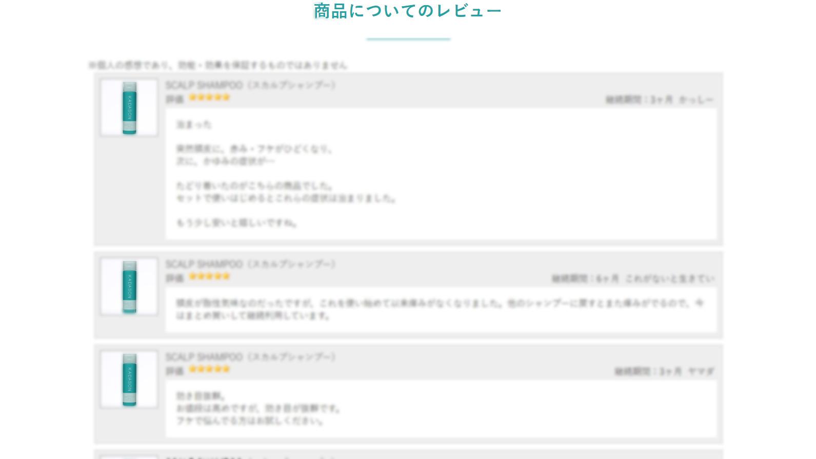 kadason_公式レビュー