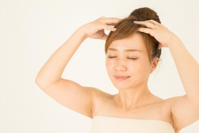 ハーブガーデンシャンプーで女性の抜け毛や薄毛を改善できるのか?_ダメージ