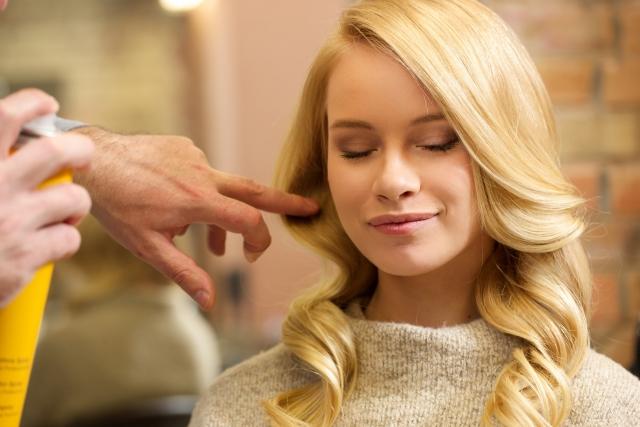 頭皮が乾燥して臭い 時におすすめのスプレーは市販されていない説