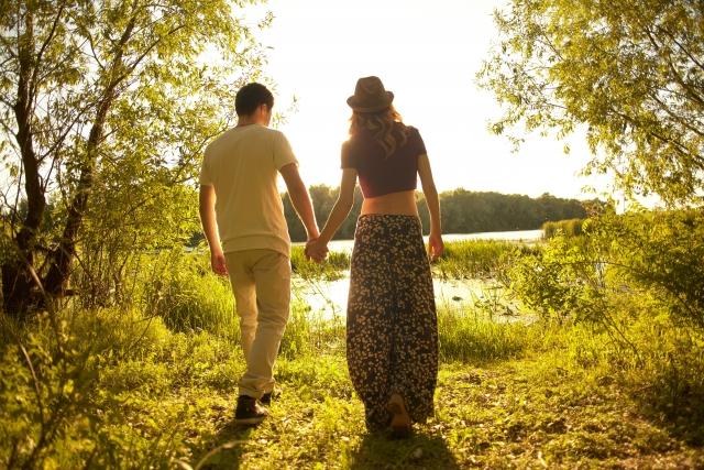 男女 幸福への道